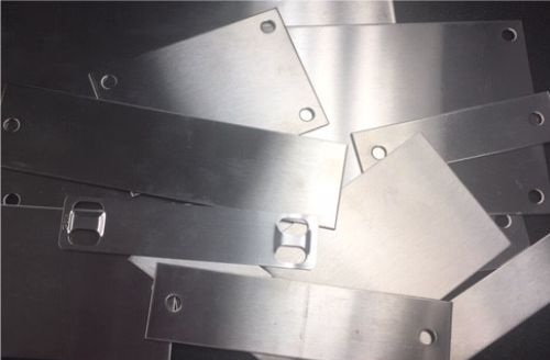 Rectangular Stainless Steel
