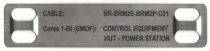Stainless Steel Panduit Tags; Cable Marking Plates will speed up installation saving you money.