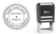 Calgary Stamp & Stencil, manufacturer of rubber stamps, corporate desk seals, name badges, custom stencils, name tags, badges, lamacoids, specialty engraving and more.
